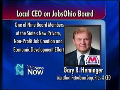 """Newest member named for """"Jobs Ohio"""" Board of Directors"""
