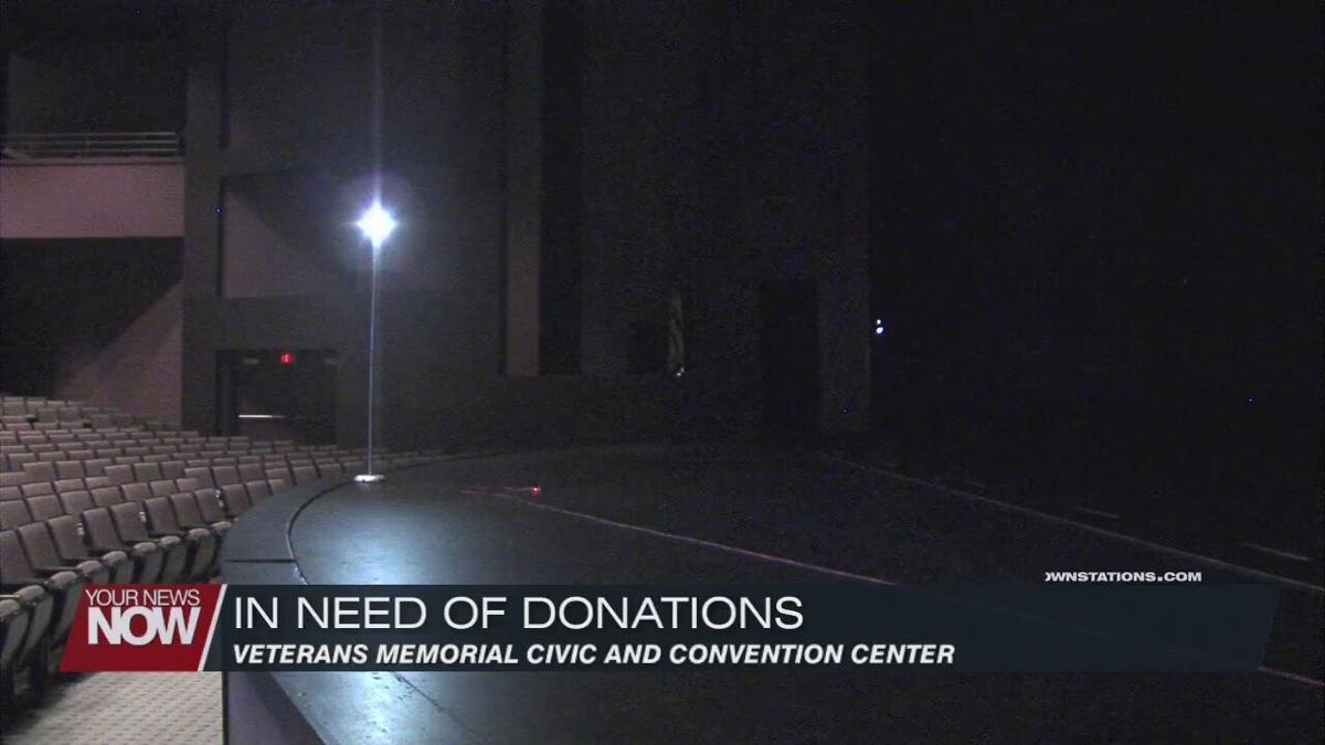 An old-time telethon planned in a new age format is hoping to raise money for the Civic Center