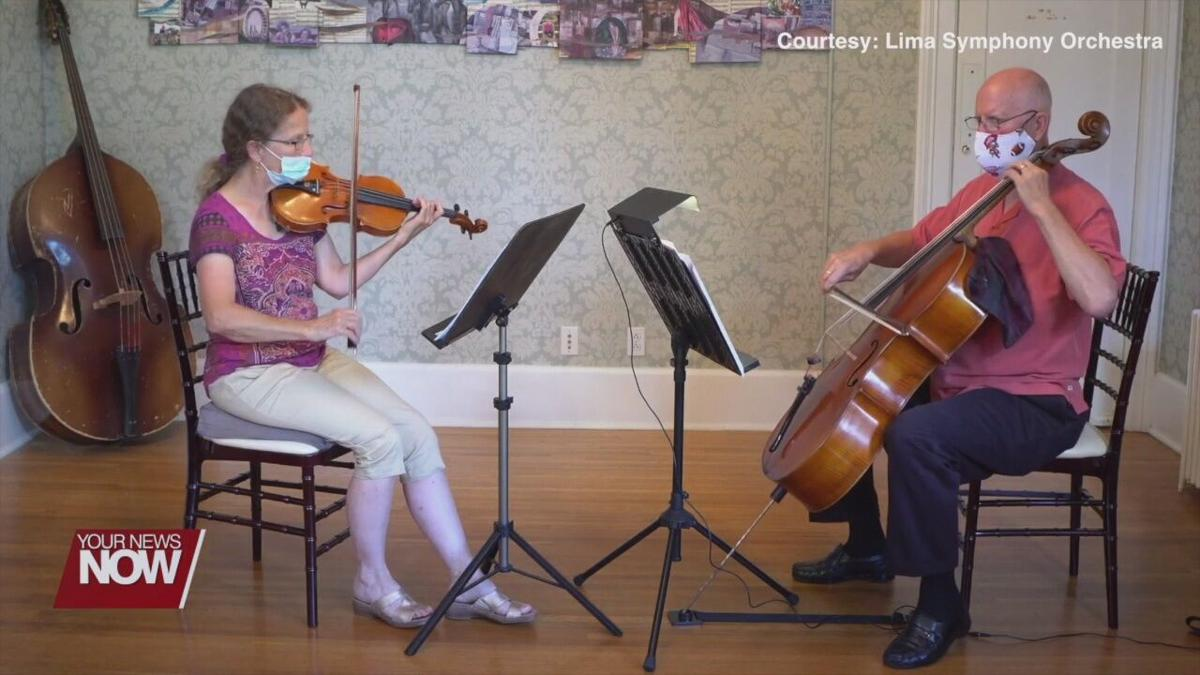 Symphony Storytime entertains young audience with reading and music