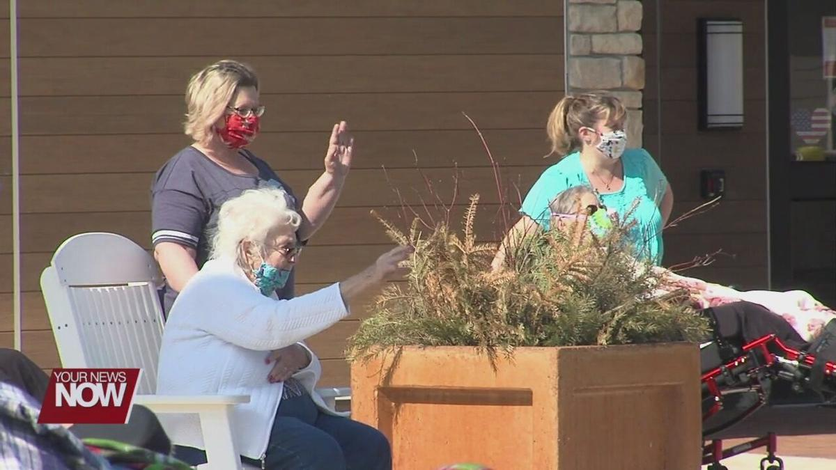 Visitations could return to Ohio nursing homes and assisted living centers
