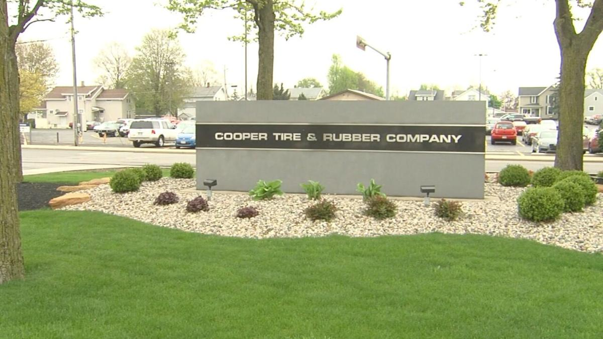 Cooper Tire gets bought by Goodyear in a $2.5 billion deal