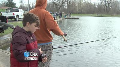 Local anglers ready as ODNR releases 1,000 trout in Schoonover Lake 1.jpg