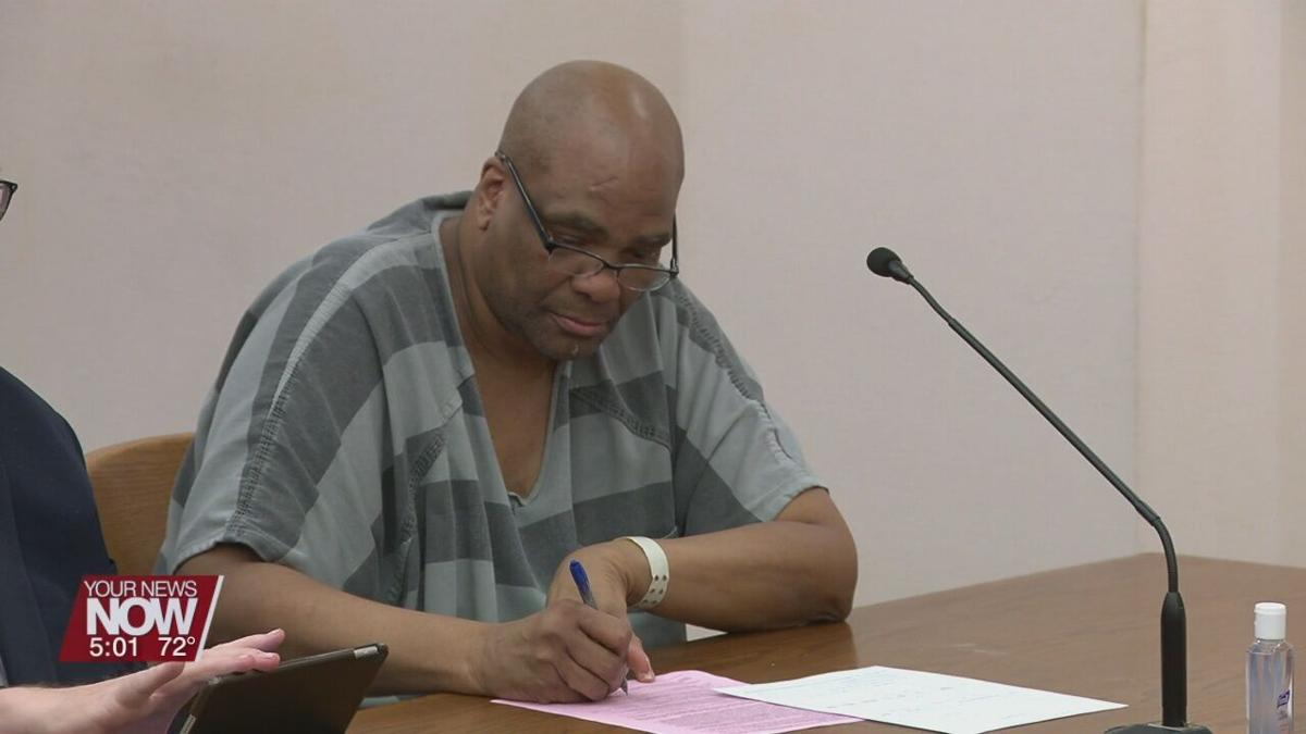 Jerome Fuqua pleads to lesser charge in the murder case of Branson Tucker