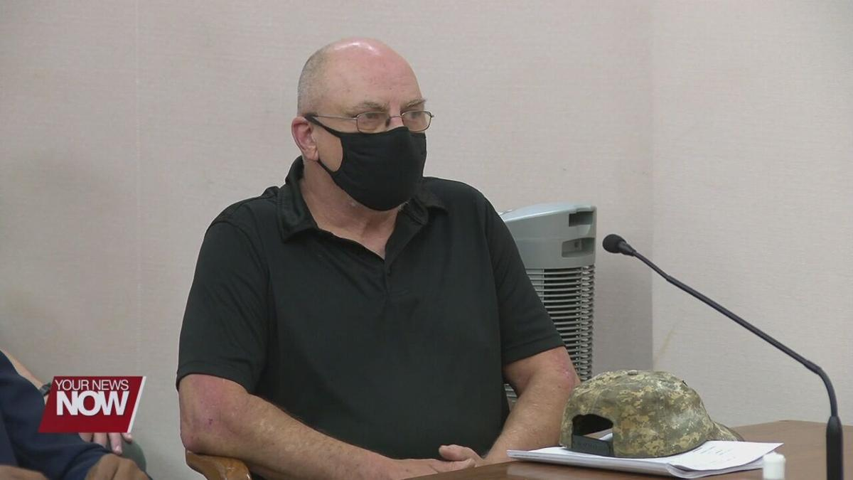 Lima man facing aggravated arson charge rejects plea deal