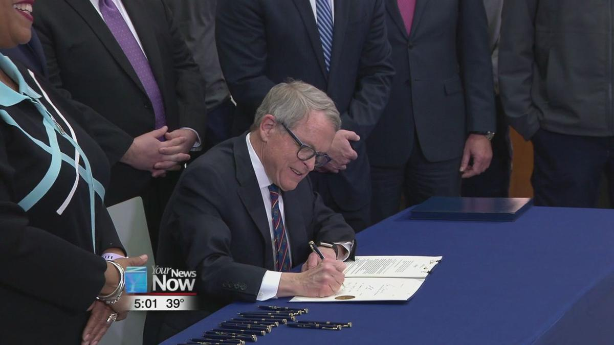 DeWine signs House Bill 2 to address workforce gap due to technology
