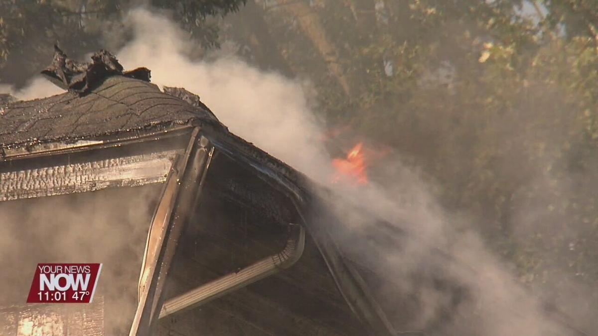 House fire under investigation in Lima