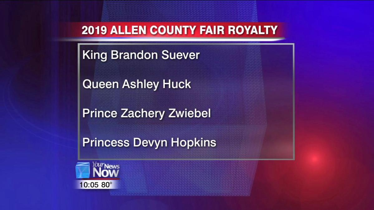 New Allen County Fair royalty named at kickoff dinner 2.jpg