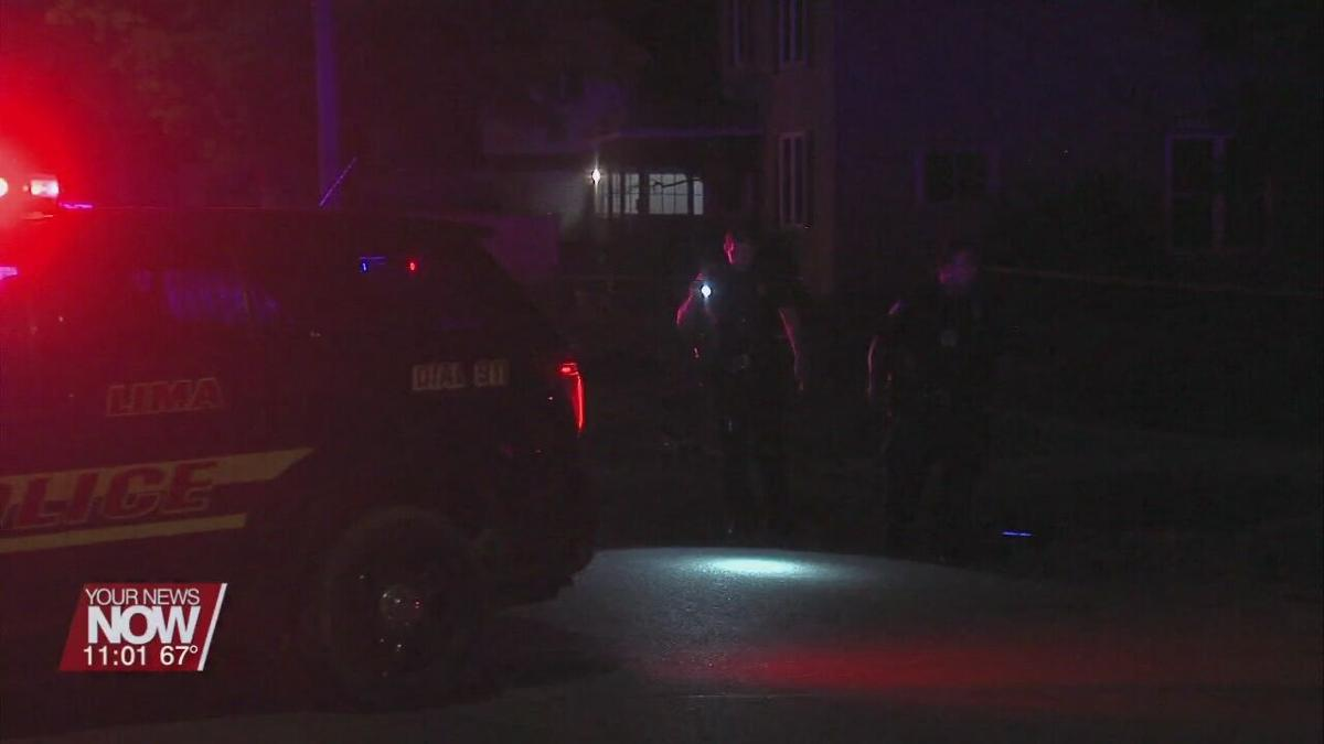 Lima Police investigate shooting of two