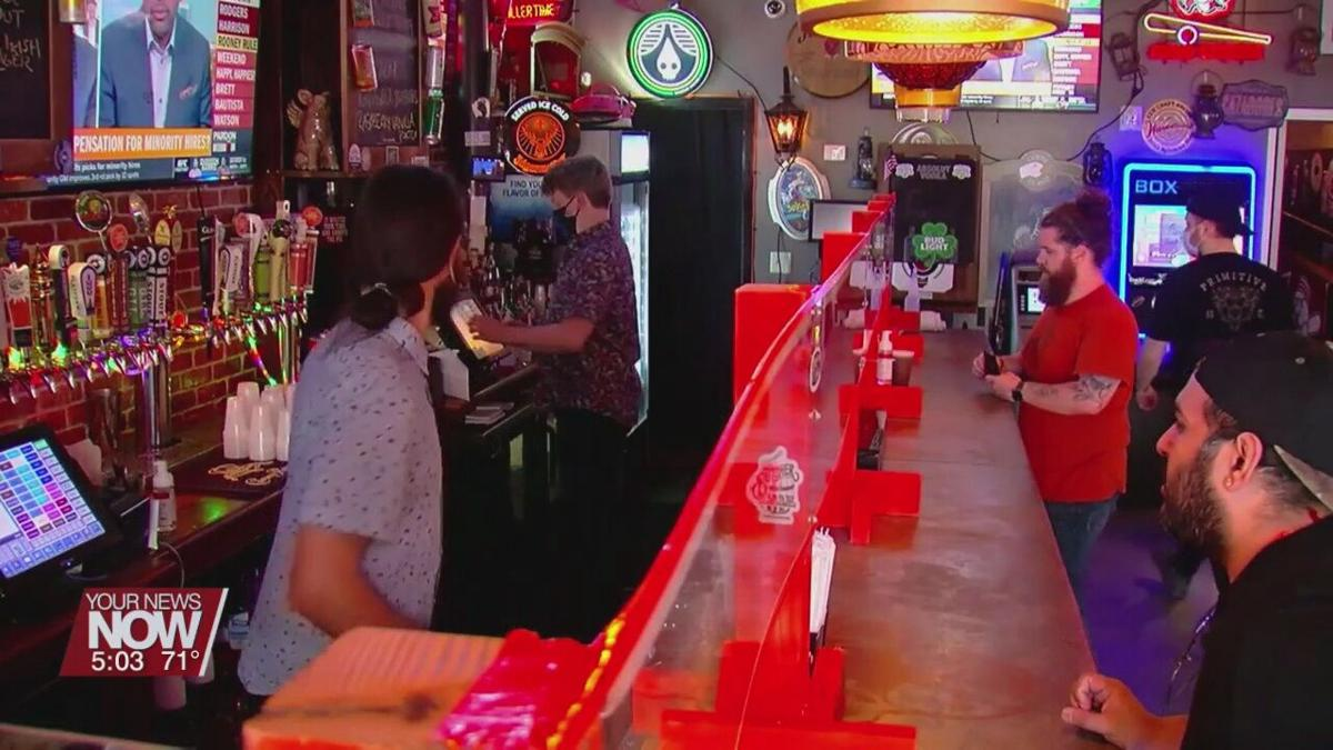 """DeWine says decision on alcohol sales after 10 p.m. """"coming shortly"""""""