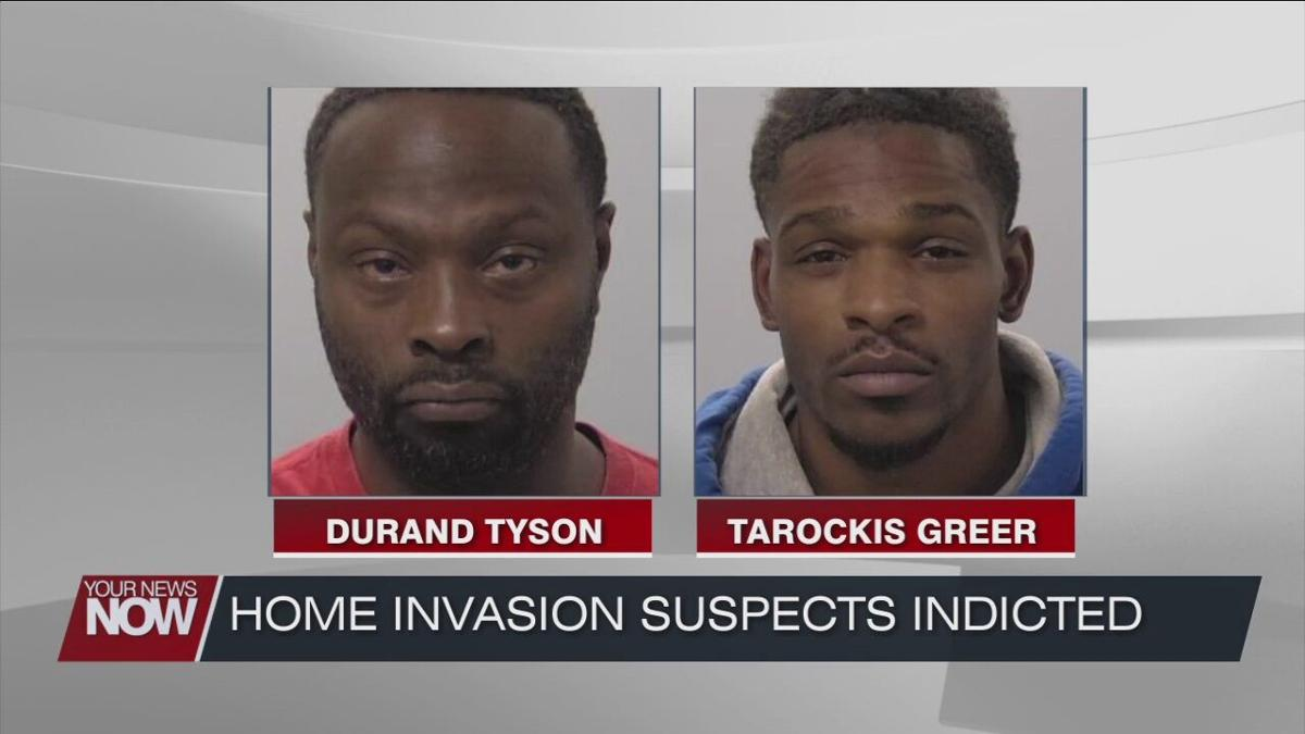 Home invasion suspects face additional charges