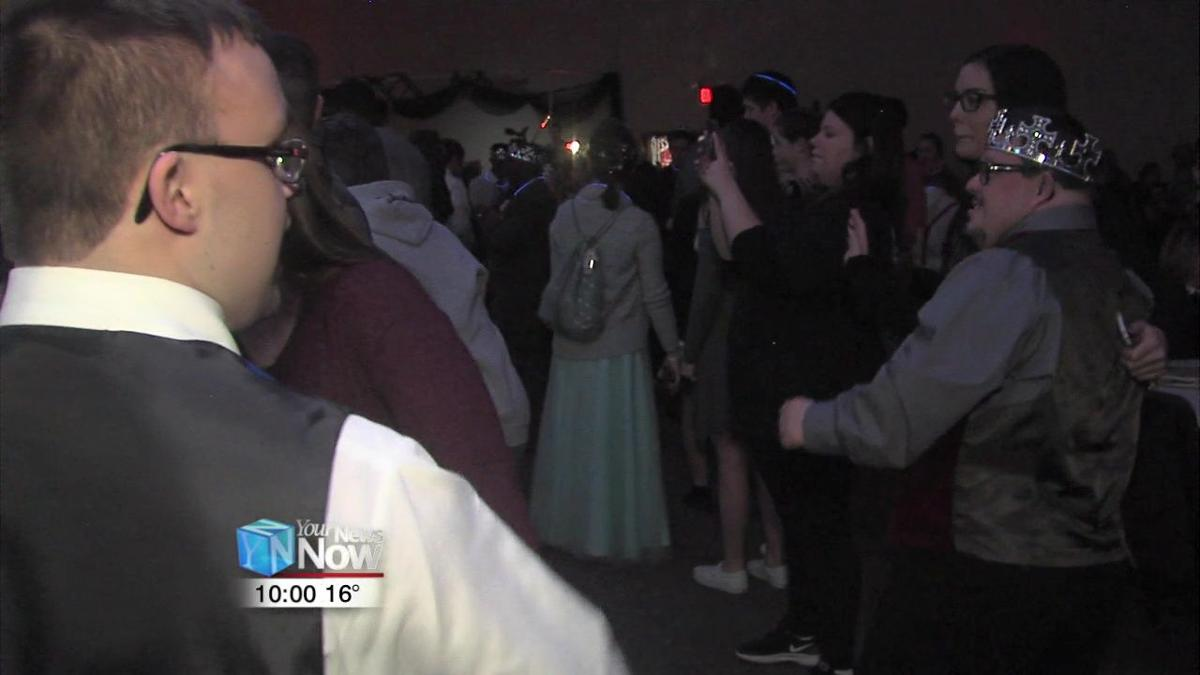 Young adults with special needs bust a move at the annual Night to Shine 2.jpg