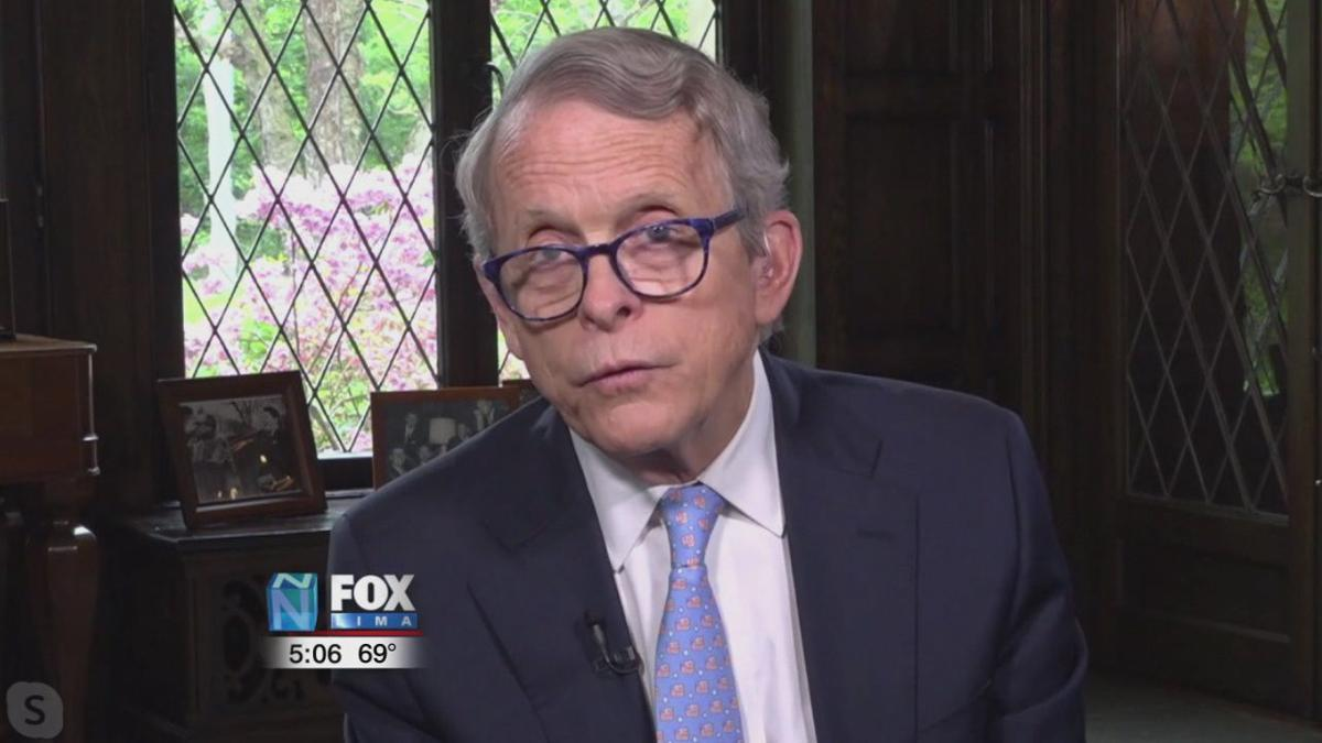 Gov. DeWine to announce increased testing in Ohio long-care facilities