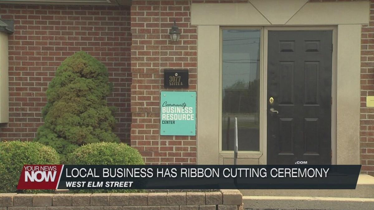 Lima/Allen County Chamber of Commerce hold ribbon cutting ceremony for local business