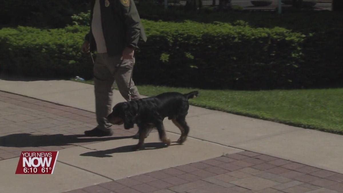 Lima's newest Park Ranger is introduced