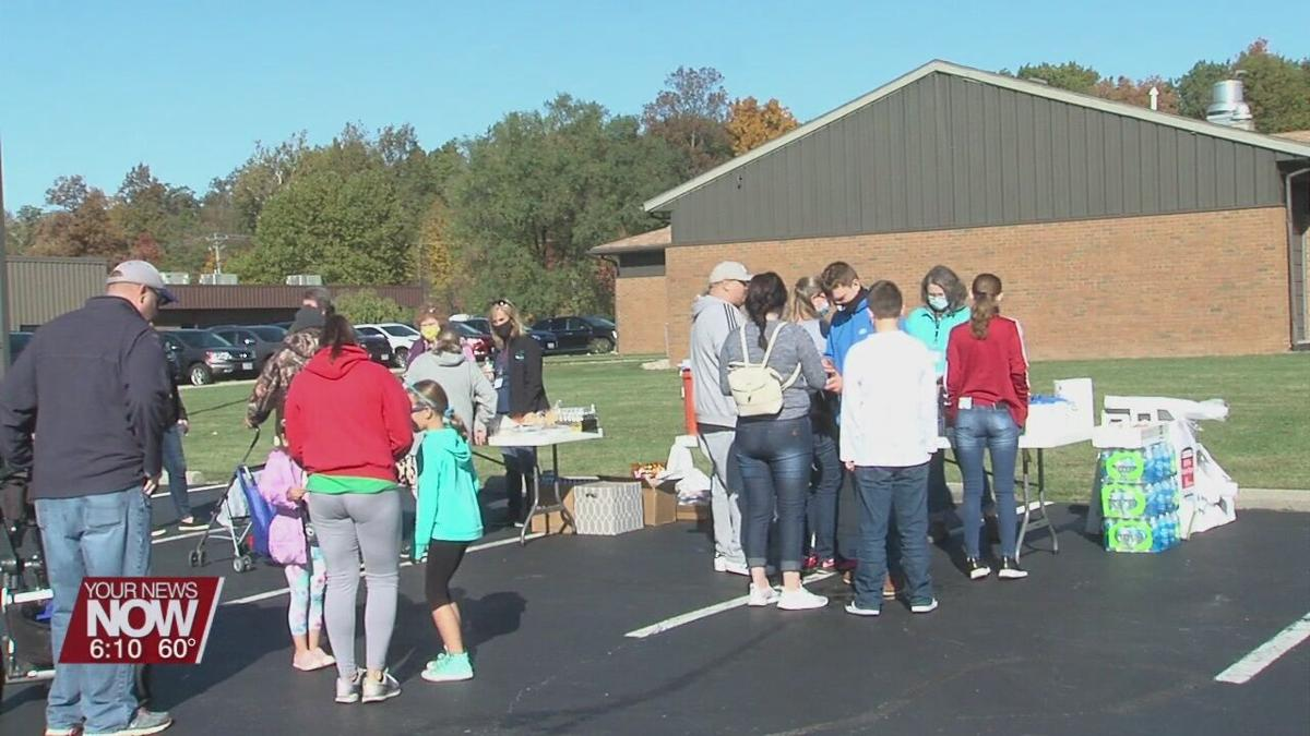 Marimor School hosts family fall fest to raise money for key project