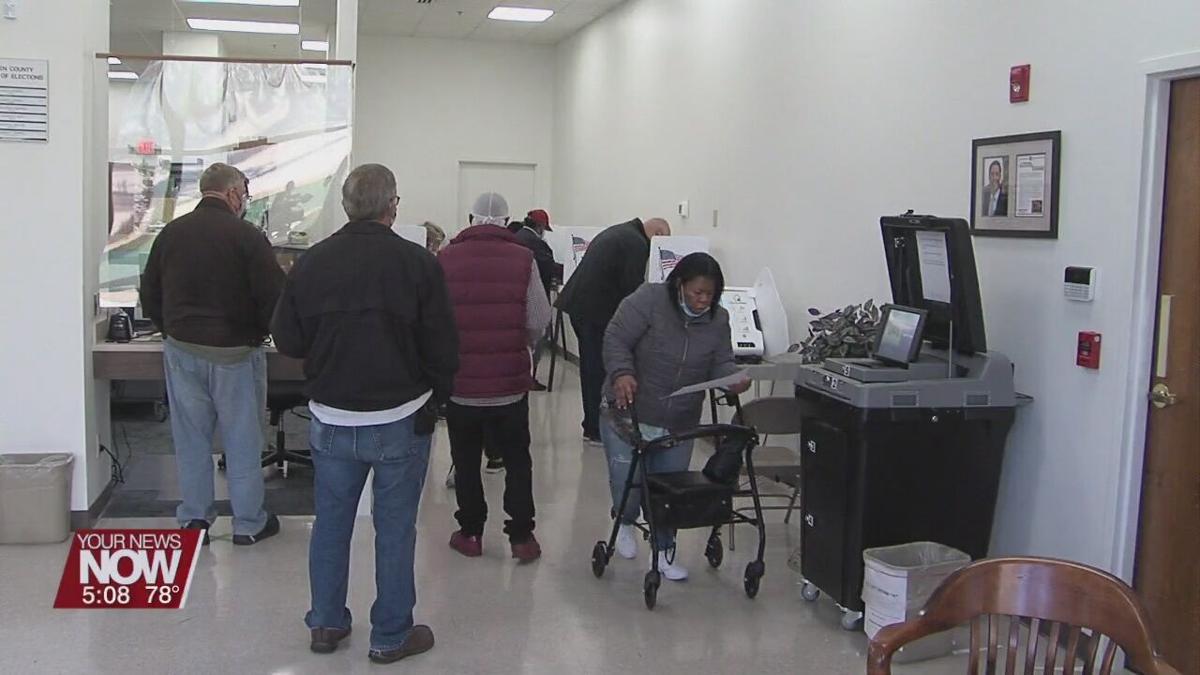 LaRose predicting record turnout for November election