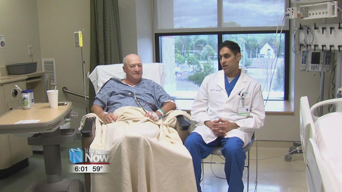 Patient shares story of of speedy recovery from new heart procedure brought to Lima