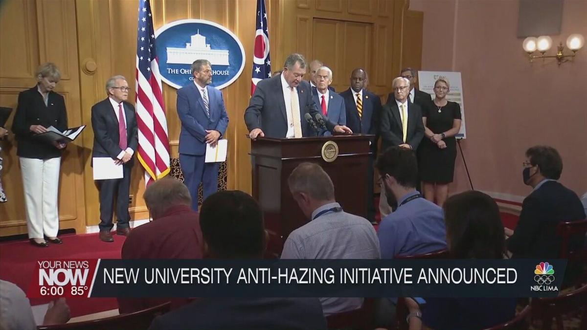 Ohio's public universities announce new anti-hazing initiative