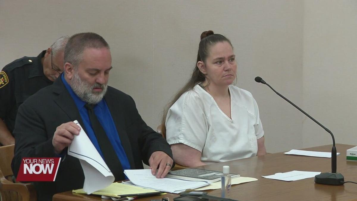 Christy Holliday sentenced to 11 years in prison
