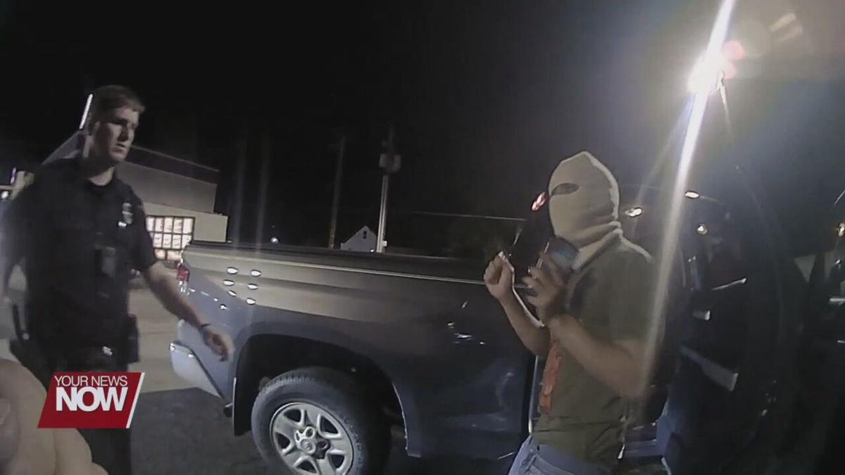 Lima police body camera video shows events that led to tasing of male at Taco Bell