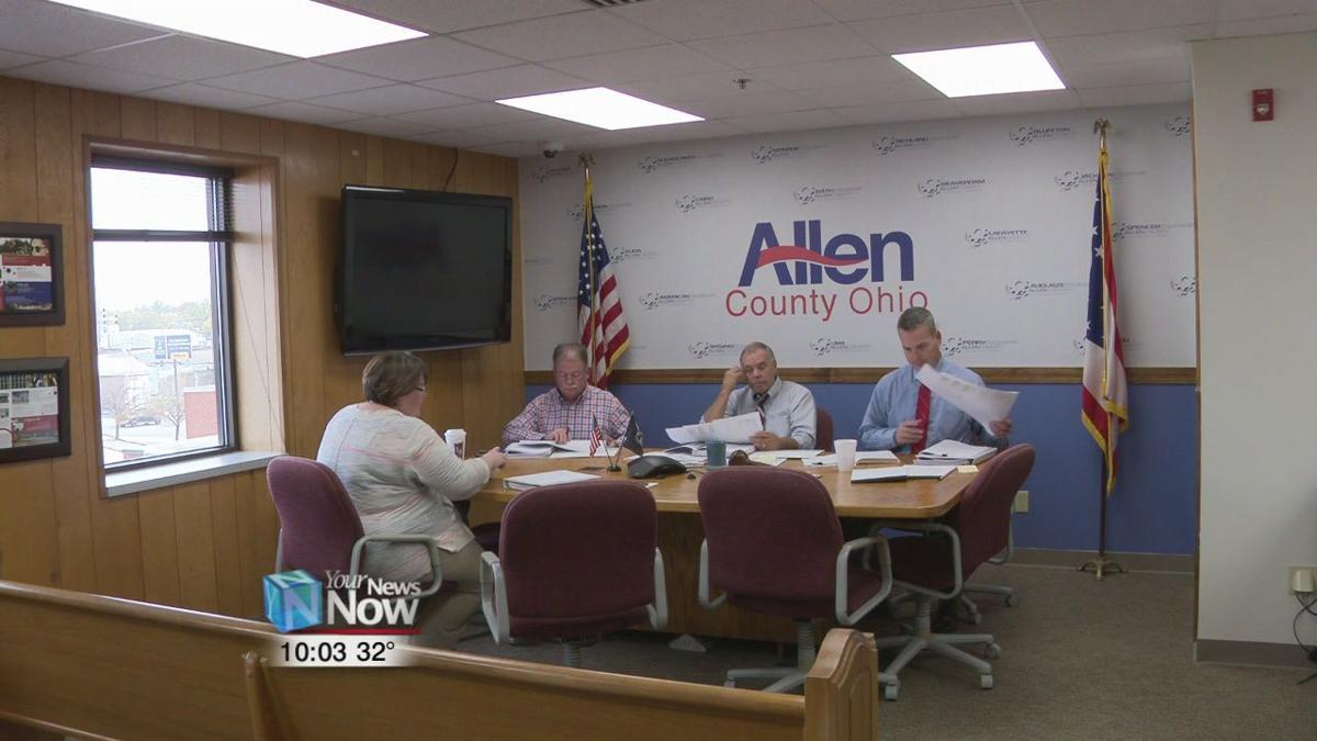 Allen County Republican Party look to fill Commissioner Jay Begg's seat
