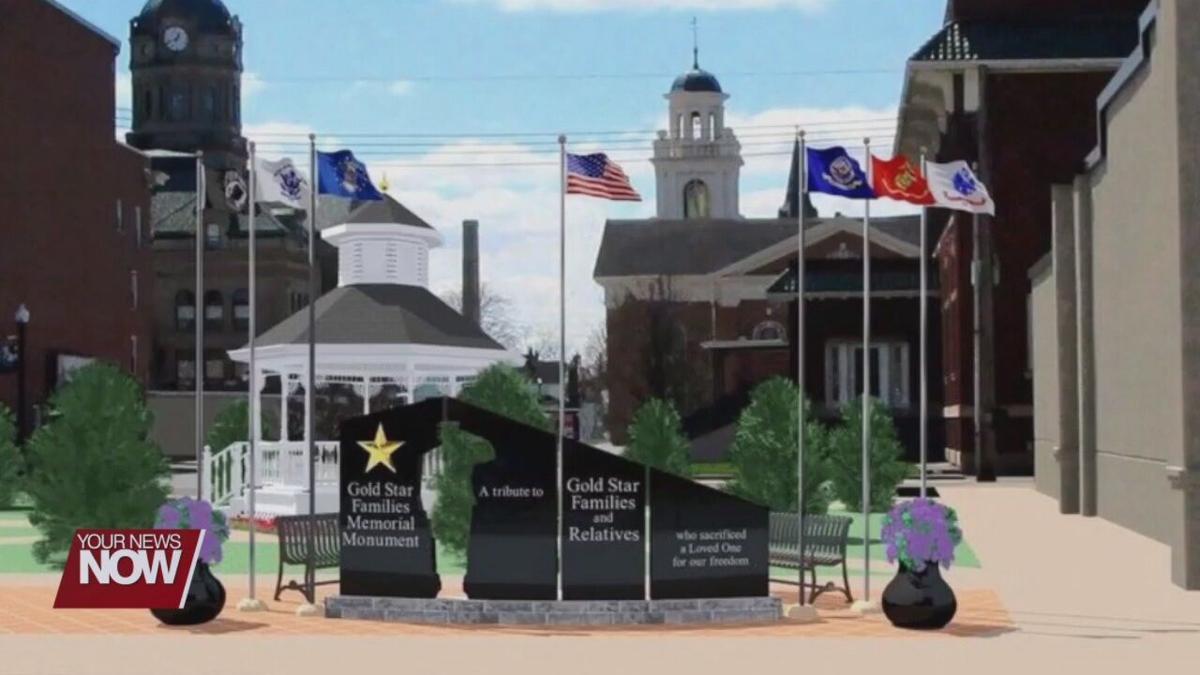 Gold Star Family Memorial to be erected in Wapakoneta