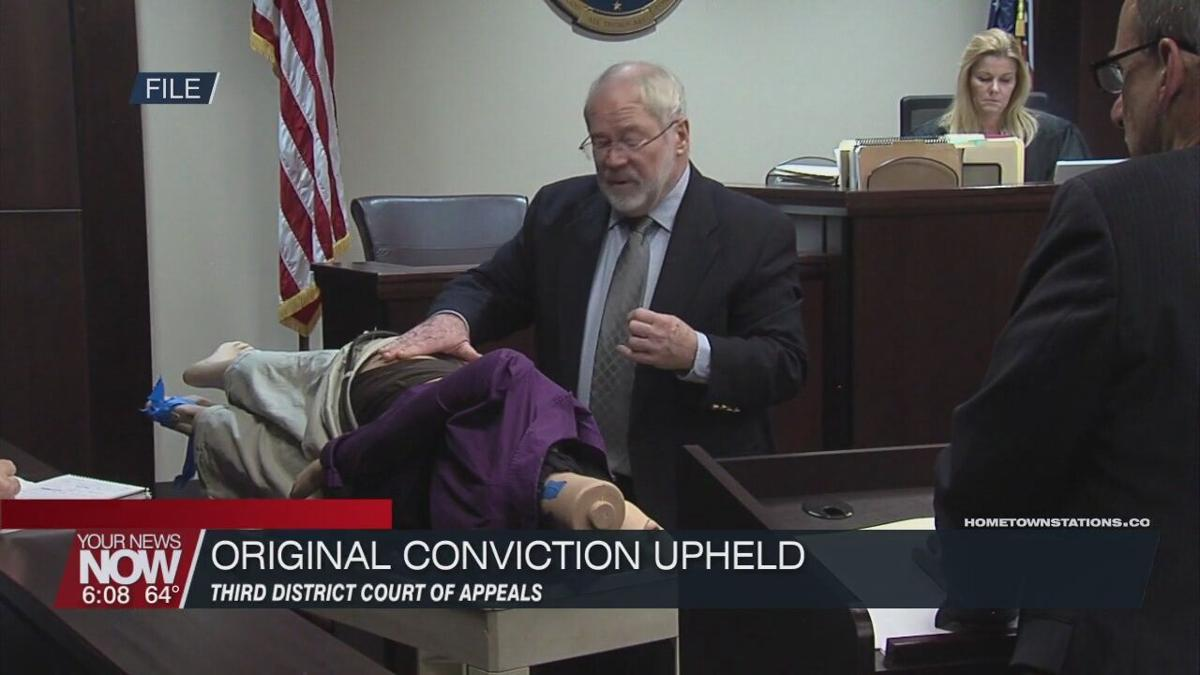 Third District Court of Appeals rules to uphold original conviction of former Bluffton doctor