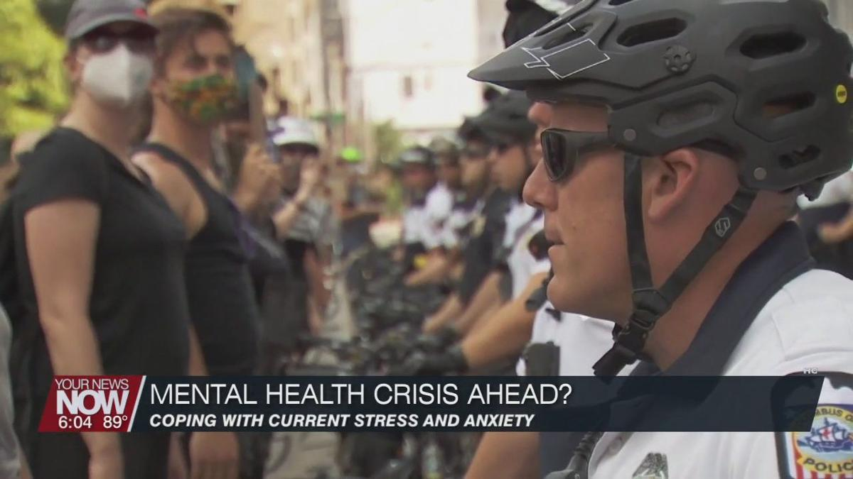 Health experts say a mental health crisis could be knocking at the door