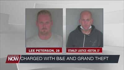 Alleged thieves caught in Mercer County, could be tied to other crimes