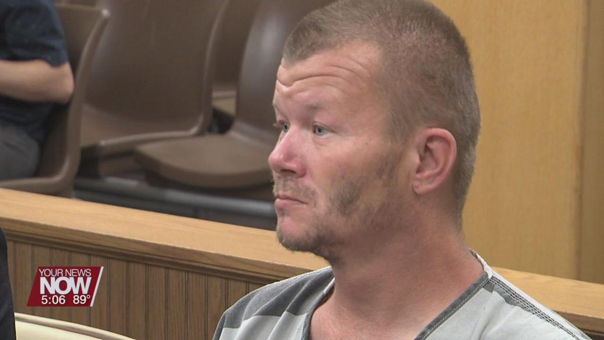 Jeffrey England waives preliminary hearing in arson case