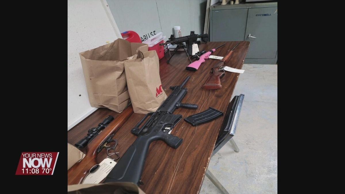 Search warrant leads to arrests in Van Wert County