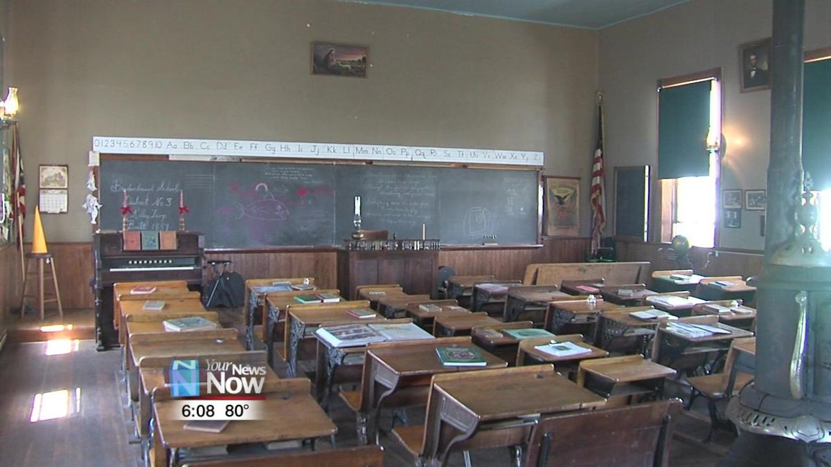 Bridenbaugh one-room school receives historical marker 3.jpg