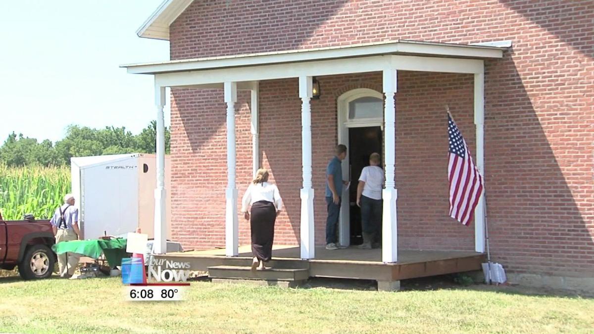 Bridenbaugh one-room school receives historical marker 2.jpg