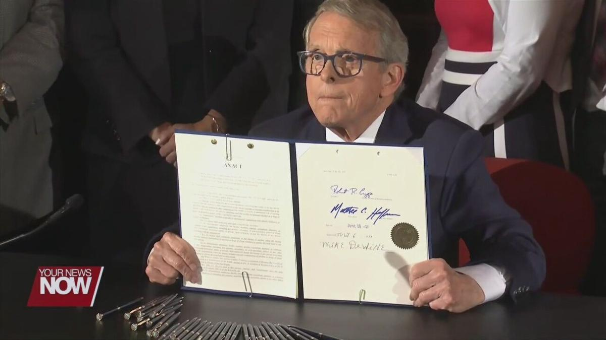 Anti-hazing bill signed into law by Gov. Mike DeWine