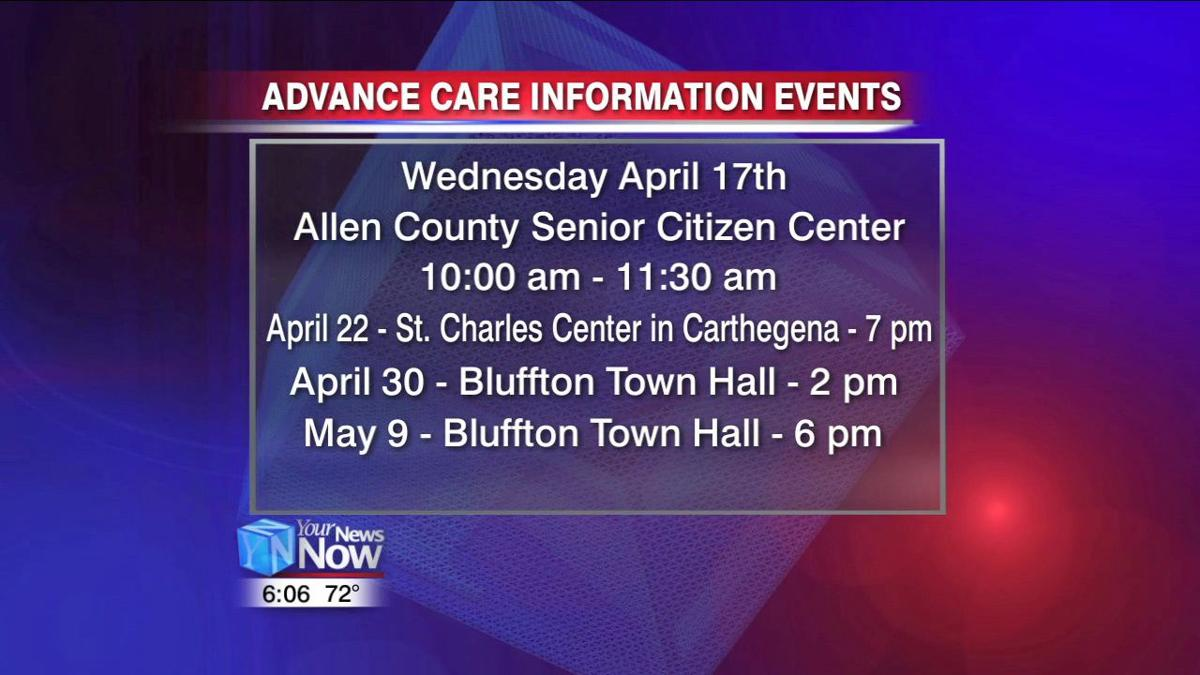 Mercy Health St. Rita's holding several events on advance care directives 2.jpg