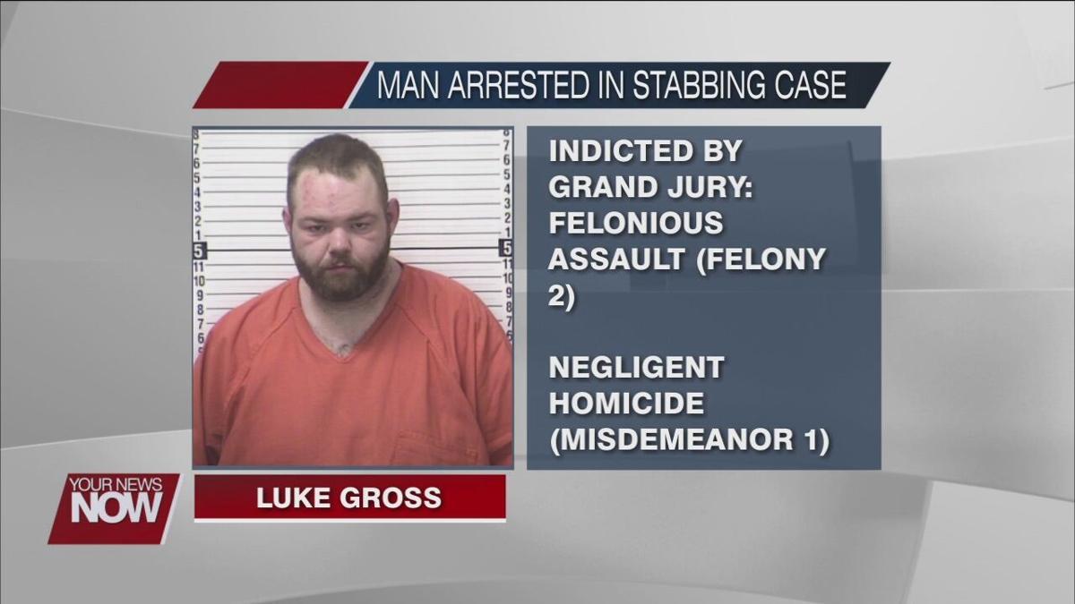 An Ada man gets prison time for a February stabbing death