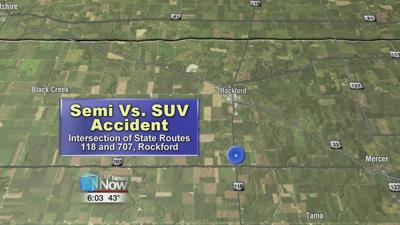 Serious two-vehicle crash in Mercer County