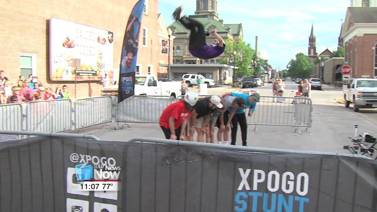 XPogo Stunt Team perform at Summer Moon Festival 1.jpg