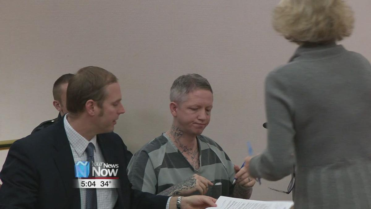 Jay Holliday sentenced to 156 years behind bars for sexual crimes, assault