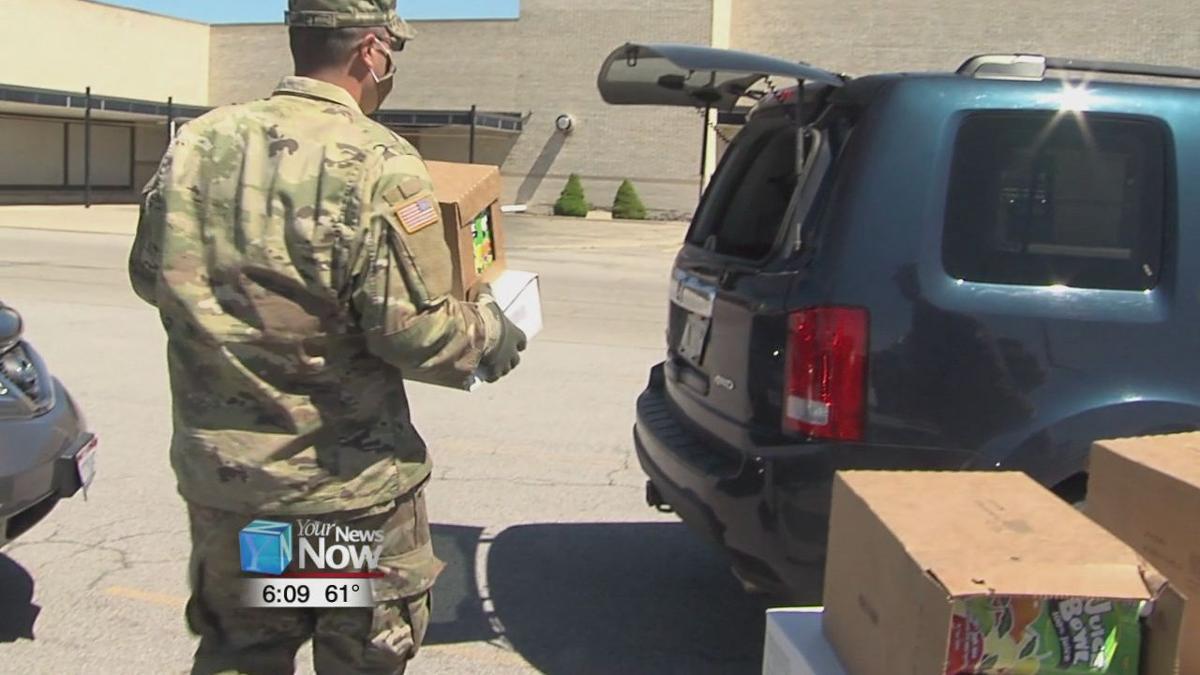 West Ohio Food Bank meeting food needs during pandemic