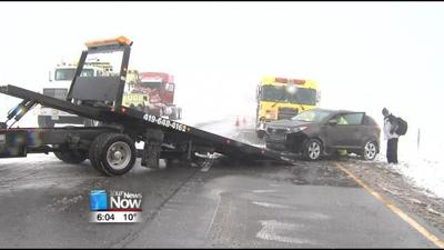 One hurt in 5 vehicle accident on I-75 | News | hometownstations com