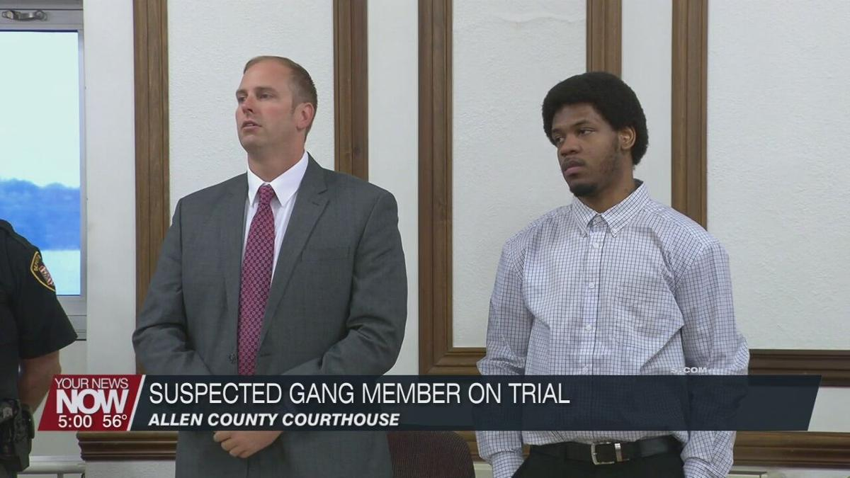 Trial for suspected Lima gang member begins with eyewitnesses