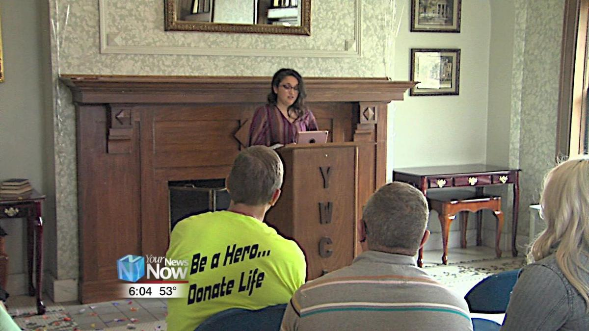 Local woman shares how organ donation saves her life.jpg