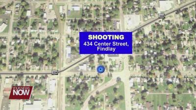 A Findlay man was shot in the leg following an argument Thursday night