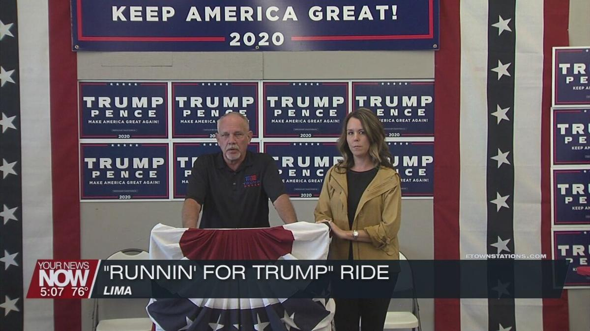 "Allen County Republican Party holding an upcoming ""Runnin' for Trump"" ride"