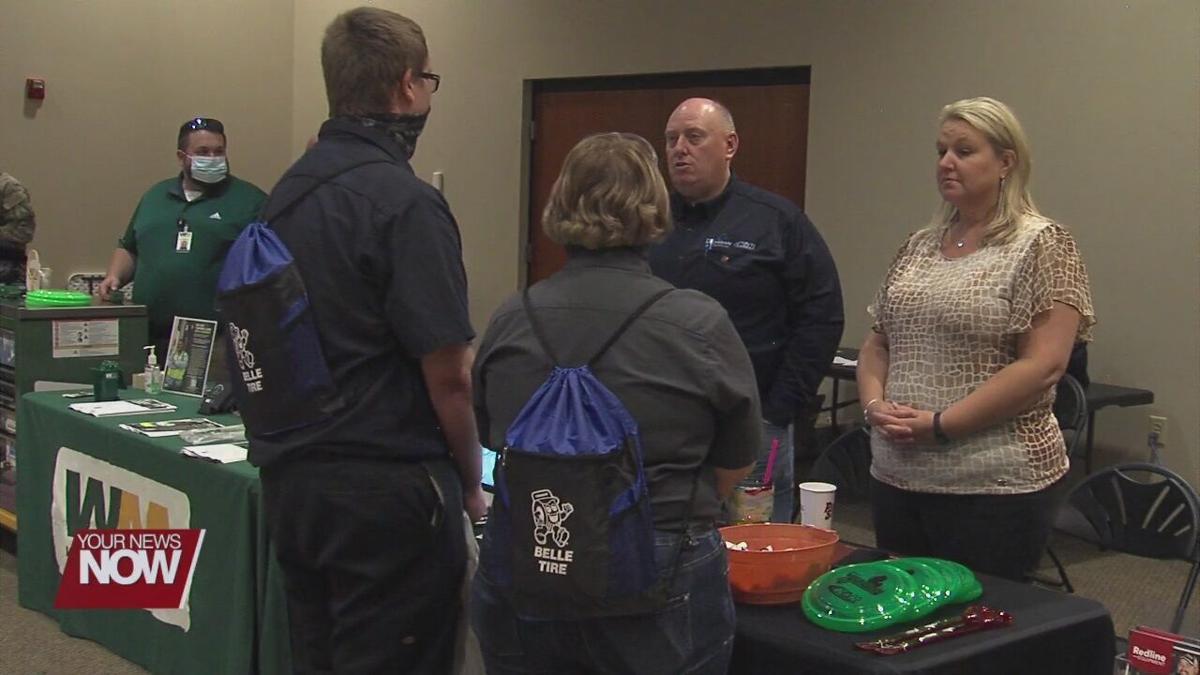 UNOH holds fall career fair