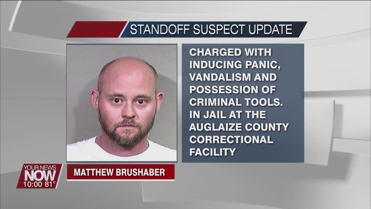 Charges filed against man suspected of shooting in Wapakoneta apartment complex
