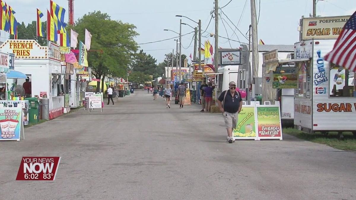 Allen County Fair response to governor's new orders