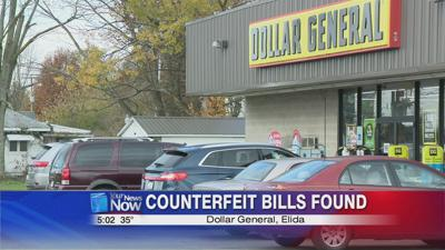Allen County Sheriff's Office investigating counterfeit money