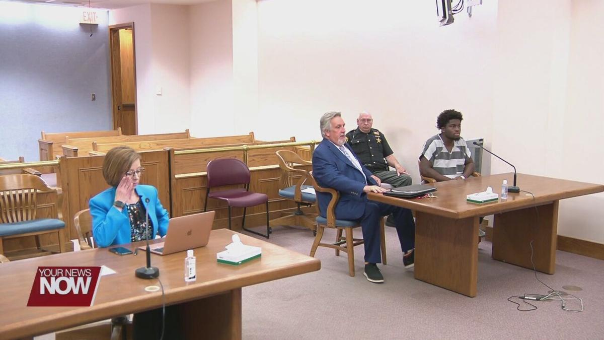 Lima teen facing rape charge waives right to a speedy trial